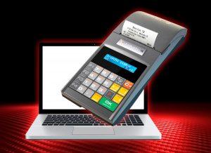 Zakup kasy rejestrującej w sklepie internetowym